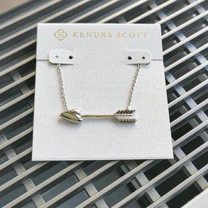 Kendra Scott Zoey Pendant Necklace Silver